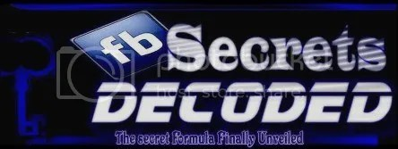 Facebook Secrets Decoded