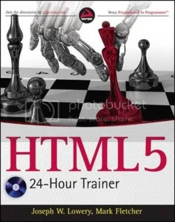 HTML5 24-Hour Trainer DVD Tutorial