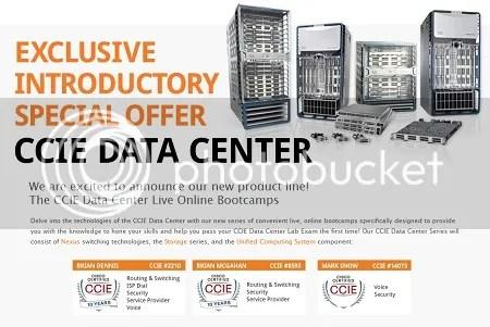 INE CCIE Data Center Full (Lab Exam) Nexus, Storage and Unified Computing 2012