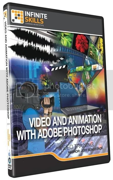 InfiniteSkills - Editing Video and Animation with Adobe Photoshop Video Training