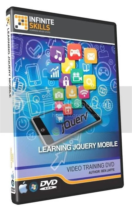 InfiniteSkills - Learning jQuery Programming Training Video