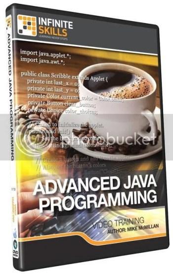 Infiniteskills - Advanced Java Programming + Working Files