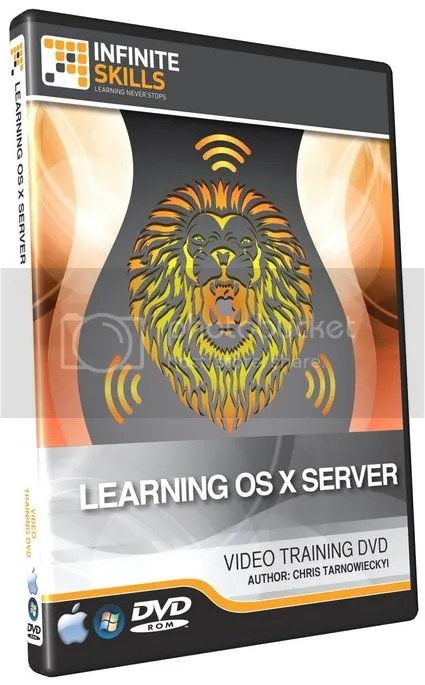 Infiniteskills - Apple OS X Lion Server + Working Files