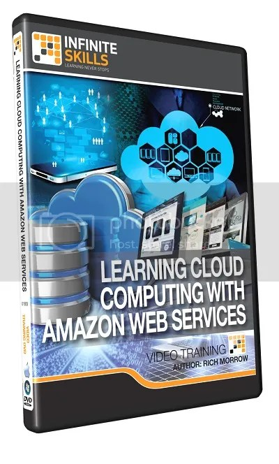 Infiniteskills - Learning Cloud Computing With Amazon Web Services + Working Files