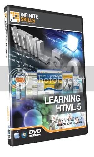 Infiniteskills - Learning HTML 5 Training