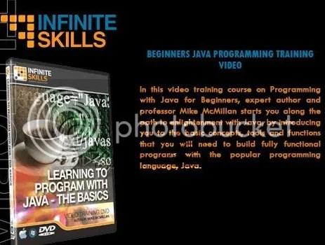 Infiniteskills - Learning To Program In Java + Working Files