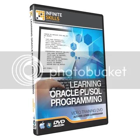 Infiniteskills - Oracle PL/SQL Programming + Working Files