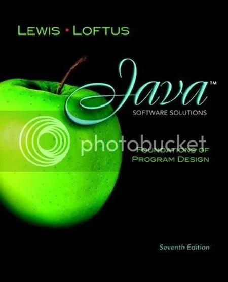 Java Software Solutions - Foundations of Program Design Training, 7th Edition