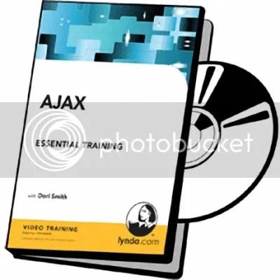 Lynda - AJAX Essential Training DVD