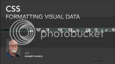 Lynda - CSS: Formatting Visual Data