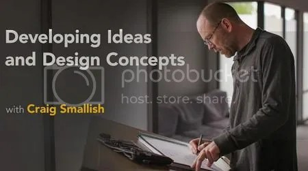 Lynda - Developing Ideas and Design Concepts