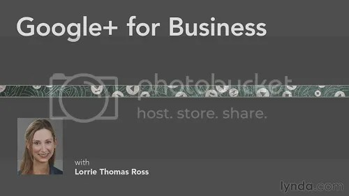 Lynda - Google+ for Business