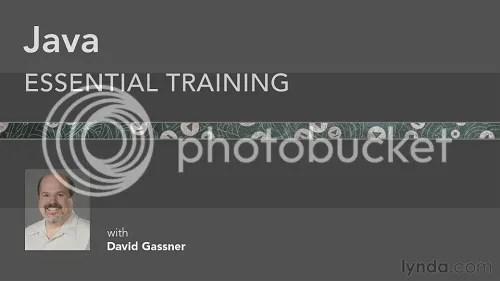 Lynda - Java Essential Training