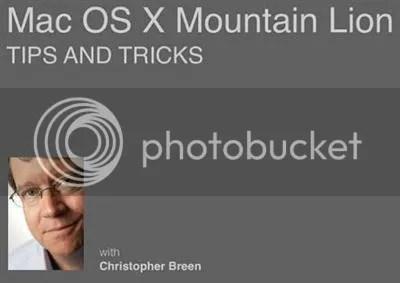Lynda - Mac OS X 10.8 Mountain Lion Tips and Tricks