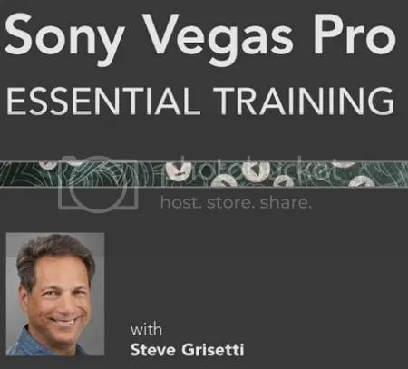 Lynda - Sony Vegas Pro Essential Training