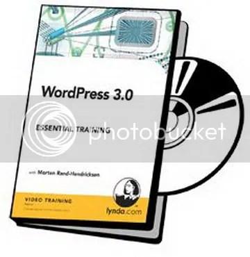 Lynda - WordPress 3.0 Essential Training