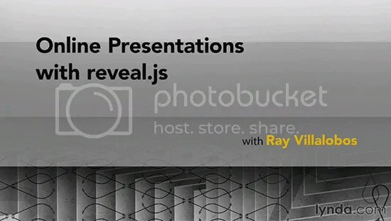 Online Presentations with reveal.js Training