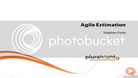 Pluralsight - Agile Estimation