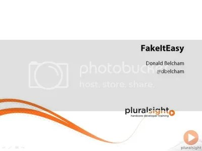 Pluralsight - FakeItEasy
