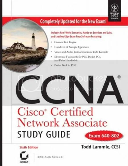 Sybex CCNA 7th Edition ISO/Book/Dynamic Updates