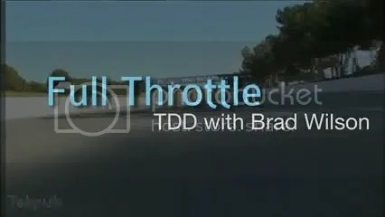 TekPub - Full Throttle: TDD With Brad Wilson