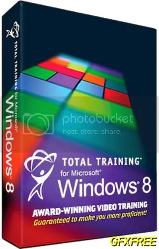 Total Training - Microsoft Windows 8 hosted by Bob Flisser