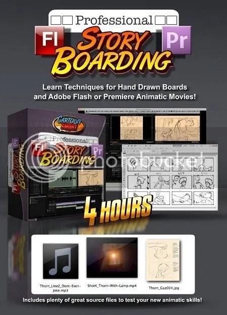 Tuts+ Premium - Professional Storyboarding