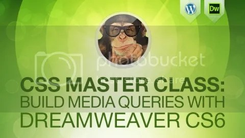 Udemy - CSS Master Class: Build Media Queries with Dreamweaver CS6
