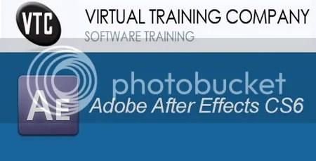 VTC - Adobe After Effects CS6 Tutorial
