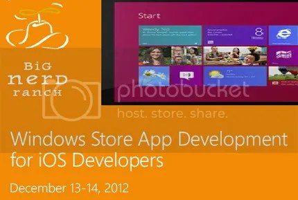 Windows Store App Development for iOS Developers Training