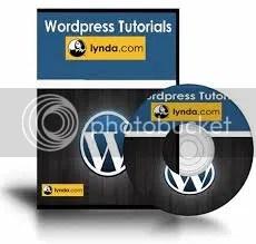 WordPress Tutorial From Lynda Training
