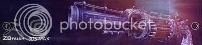 3DMotive - Next-Gen Weapon Texturing Volume 2