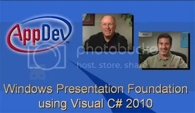 AppDev - Windows Presentation Foundation for Visual C# 2010 DVD