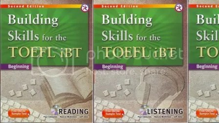 Building Skills for the TOEFL iBT Beginning, 2nd Edition