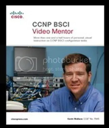 Cisco Press - CCNP BSCI Video Mentor