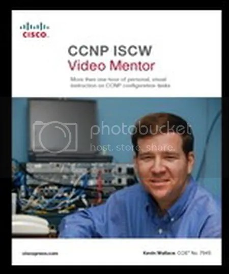 Cisco Press - CCNP ISCW Video Mentor