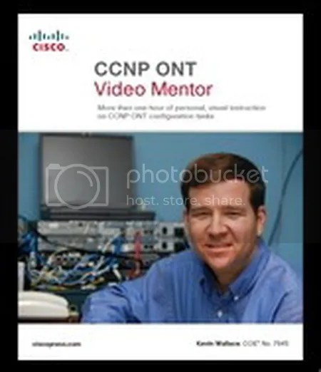 Cisco Press - CCNP ONT Video Mentor
