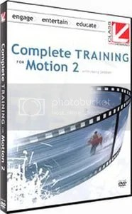 Class On Demand – Complete Training for Apple Motion 2