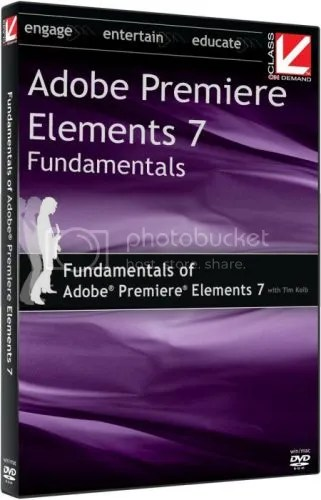 Class On Demand - Fundamentals of Adobe Premiere Elements 7