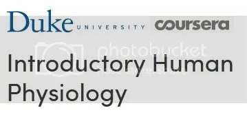Coursera - Introductory Human Physiology Training