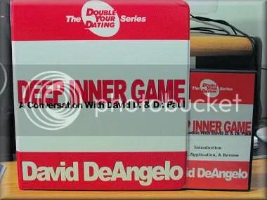 David DeAngelo - Deep Inner Game DVD Program