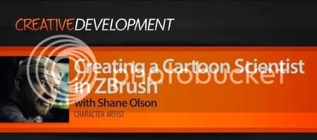 Digital Tutors - Creating a Cartoon Scientist in ZBrush