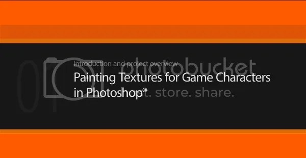 Digital Tutors - Painting Textures for Game Characters in Photoshop