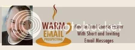 Ed Gandia - Warm Email Prospecting Training