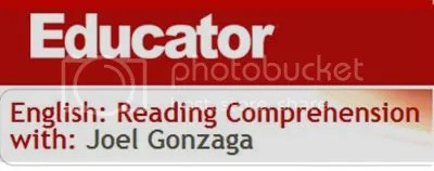 Educator - English: Reading Comprehension
