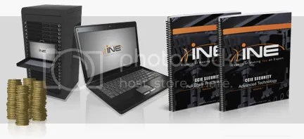 INE - CCIE Security V4 Technology Lab Online Workbook