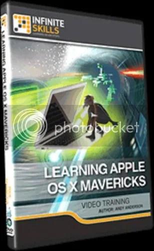 InfiniteSkills - Learning Apple OS X Mavericks