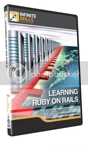 InfiniteSkills - Learning Ruby On Rails Training Video