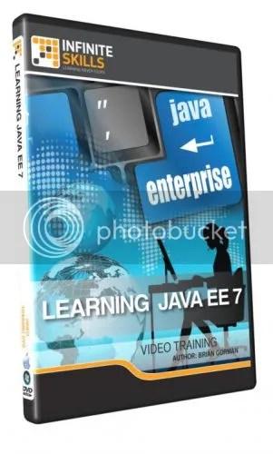 Infiniteskills - Learning Java EE 7 Training Video