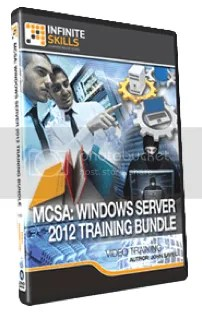 Infiniteskills - MCSA: Windows Server 2012 Bundle Training Video